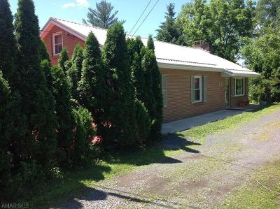 Single Family Home For Sale: 132 Pump Station Rd