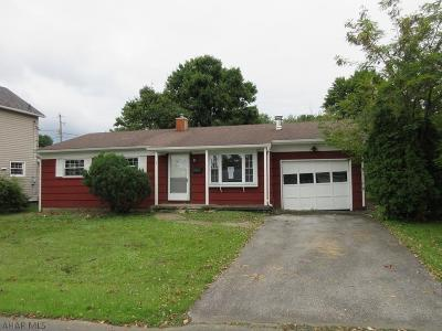 Altoona PA Single Family Home Sold: $45,000