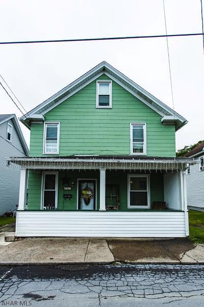 Tyrone Single Family Home For Sale: 507 Oak St