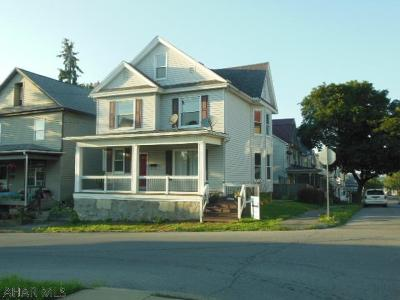 Altoona Single Family Home For Sale: 216 S 4th Street