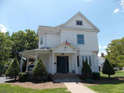 Single Family Home For Sale: 422 Maple Avenue