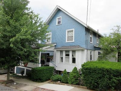 Hollidaysburg Single Family Home For Sale: 511 Bella Street