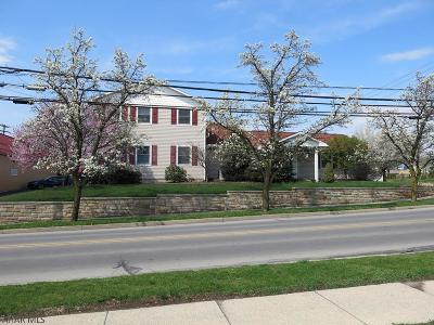 Blair County Commercial For Sale: 821 E Main Street