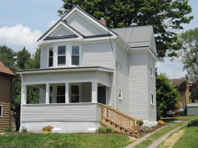 Cresson Single Family Home For Sale: 323 Powell Avenue