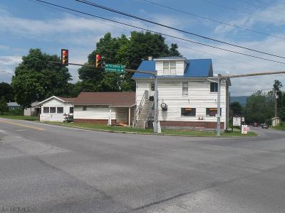 Altoona Commercial For Sale: 368 Greenwood Road