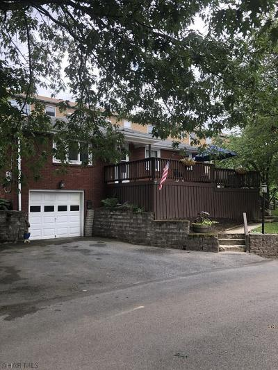 Ebensburg Single Family Home For Sale: 127 S Sugar Street