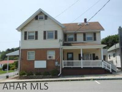 Cresson, Lilly Single Family Home For Sale: 531 Main St