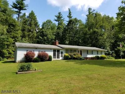 Tyrone Single Family Home For Sale: 2554 Pennington Rd