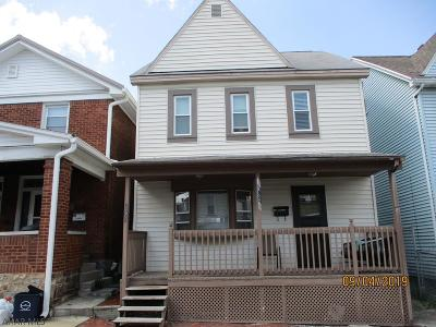 Blair County Single Family Home For Sale: 802 Crawford Ave