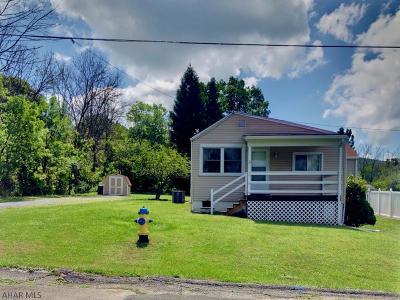 Blair County Single Family Home For Sale: 323 E Blair Ave