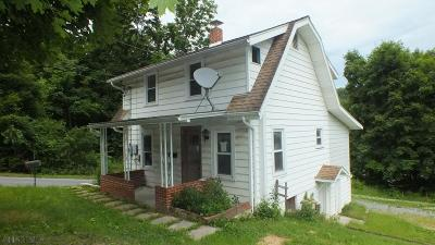 Everett PA Single Family Home Sold: $33,000