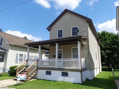 Hollidaysburg, Duncansville Single Family Home For Sale: 307 Franklin Street
