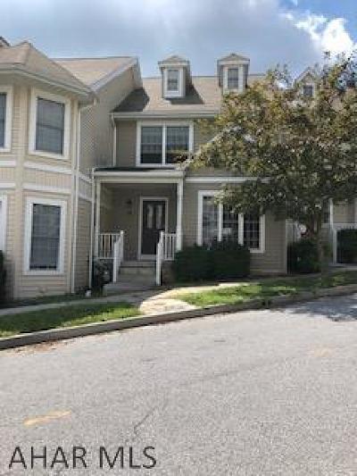 Hollidaysburg Single Family Home For Sale: 511 Baldwin Lane