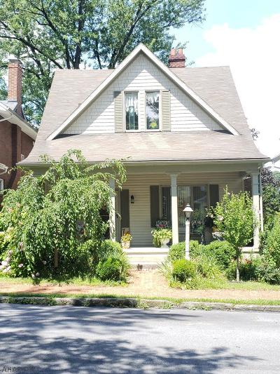 Altoona Single Family Home For Sale: 912 24th Ave