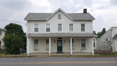 Martinsburg, Roaring Spring, East Freedom, New Enterprise, Woodbury Single Family Home For Sale: 148 Main Street