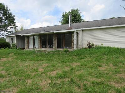 Blair County Single Family Home For Sale: 12036-46 Dunnings Highway