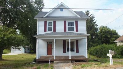 New Enterprise PA Single Family Home For Sale: $73,700