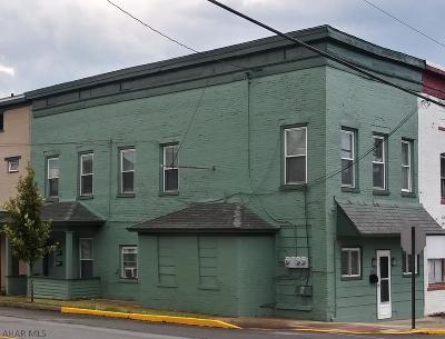 Hollidaysburg Multi Family Home For Sale: 306 Blair St
