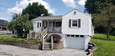 Ebensburg Single Family Home For Sale: 116 Park St