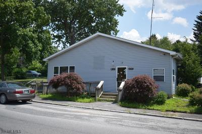 Altoona Commercial For Sale: 217 E. 6th Ave