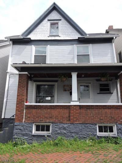 Altoona Single Family Home For Sale: 103 2nd Ave