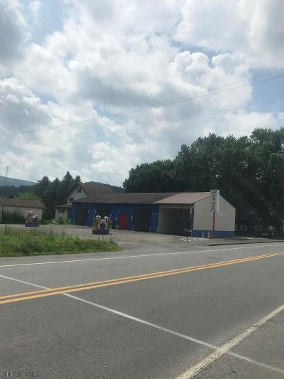 Blair County Commercial For Sale: 621 Lowther Street