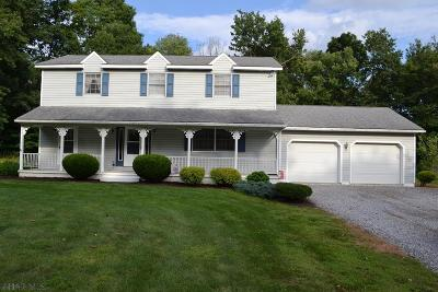 Martinsburg Single Family Home For Sale: 492 Fair Valley Road
