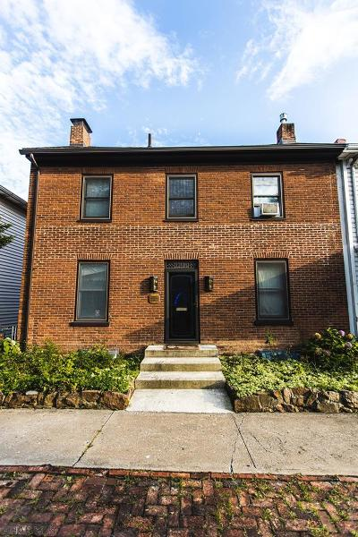 Hollidaysburg Single Family Home For Sale: 718 Mulberry St