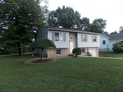 Altoona Single Family Home For Sale: 5201 Industrial Ave