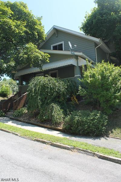 Altoona Single Family Home For Sale: 1517 19th Ave