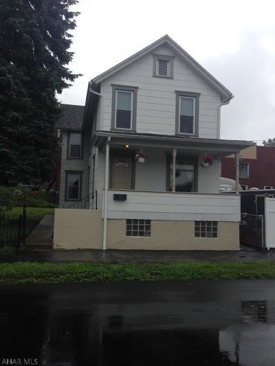 Altoona Single Family Home For Sale: 3821 5th Avenue