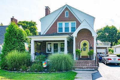 Single Family Home For Sale: 46 Seneca Ave