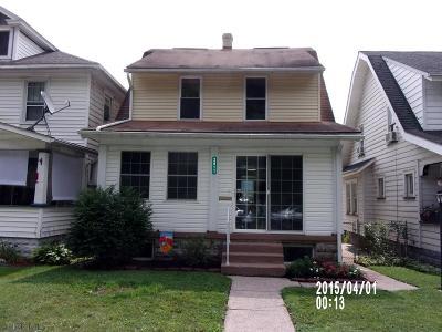 Altoona Single Family Home For Sale: 2017 Logan Ave
