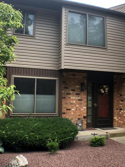 Hollidaysburg Single Family Home For Sale: 1138 Fairway Townhouse Ln