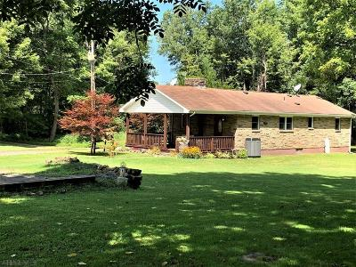 Single Family Home For Sale: 311 Veal Farm Road