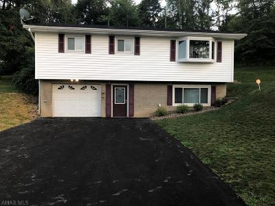 Altoona PA Single Family Home For Sale: $149,900
