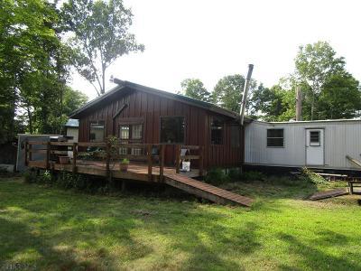 Single Family Home For Sale: 3099 Douglas Road