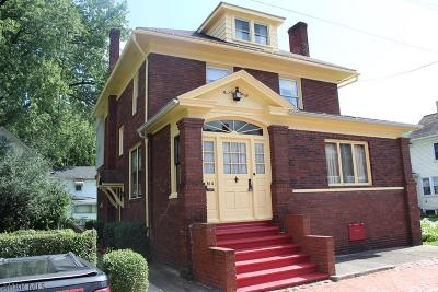 Tyrone Single Family Home For Sale: 814 Park Ave