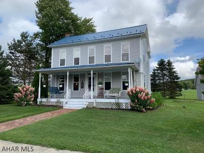 Farm For Sale: 1776 Lambertsville Road