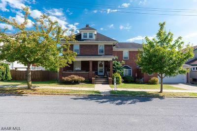 Hollidaysburg, Duncansville Single Family Home For Sale: 1310 Spruce Street