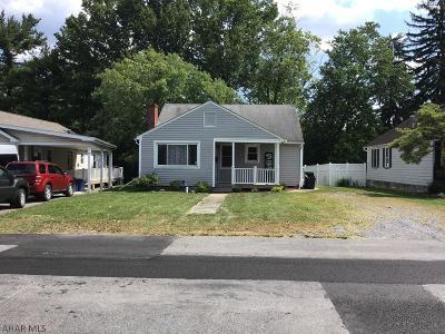 Hollidaysburg, Duncansville Single Family Home For Sale: 912 Edgar Street