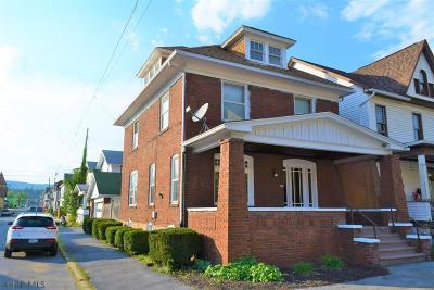 Altoona Single Family Home For Sale: 2430 4th Ave