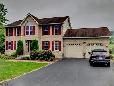 Hollidaysburg, Duncansville Single Family Home For Sale: 172 Clubhouse Drive