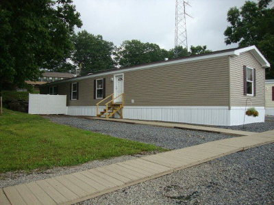 Shippenville Single Family Home For Sale: Lot 0 Wood Note Acres