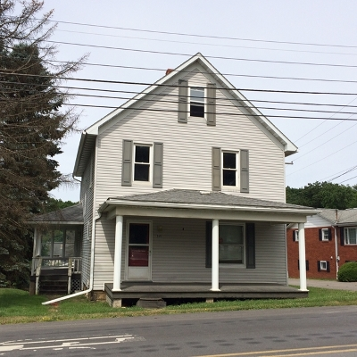 Clarion PA Single Family Home For Sale: $69,500