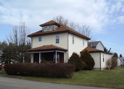 Strattanville PA Rental For Rent: $560