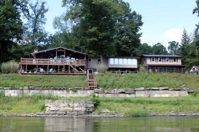 Venango County Single Family Home For Sale: 1060 River Drive