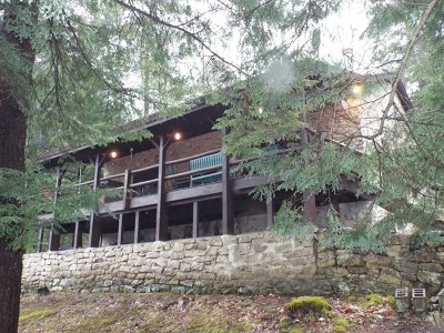 Clarion Single Family Home For Sale: 1030 McClaine-Watson Road