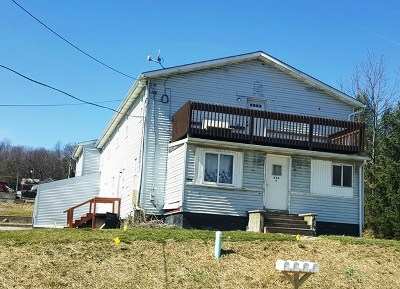 Clarion County Multi Family Home For Sale: 286 South 5th Avenue