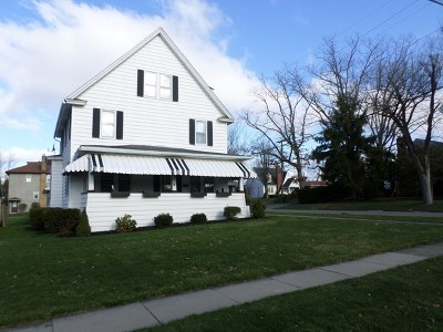 Clarion PA Single Family Home For Sale: $158,500